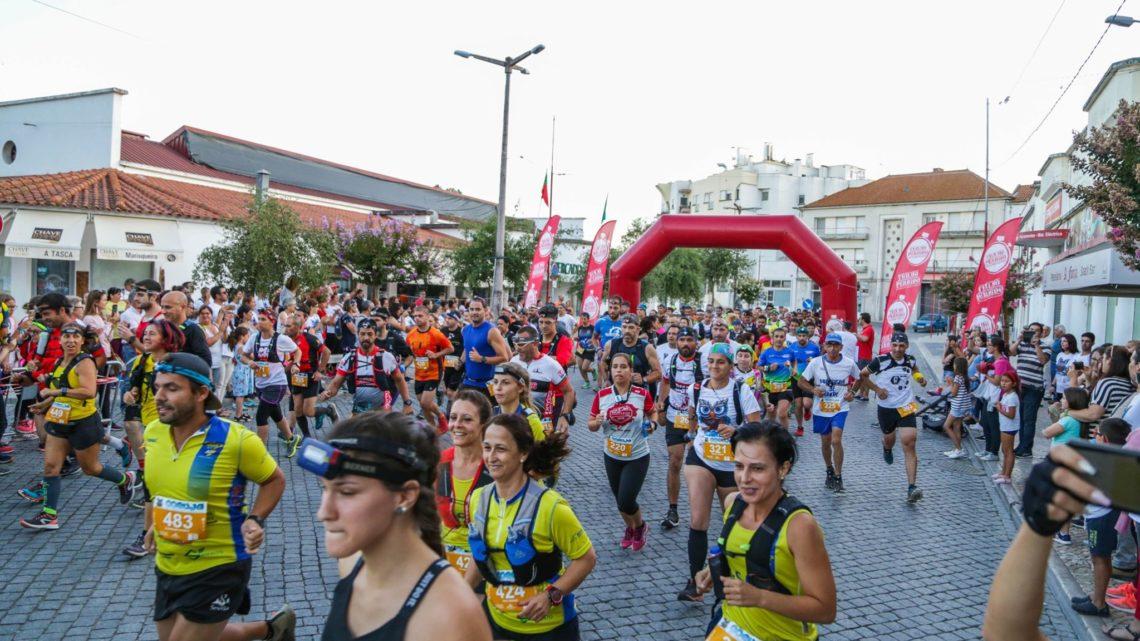 600 atletas coloriram ruas de Coruche em Trial nocturno (Com Fotos)