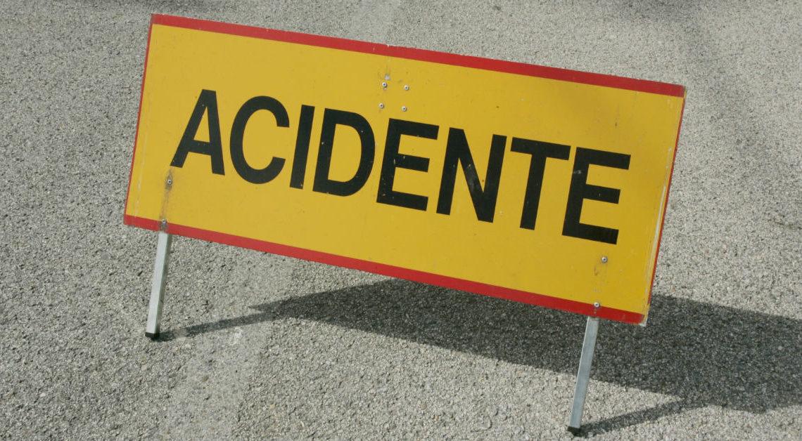 Acidente em Benavente provoca 1 ferido grave