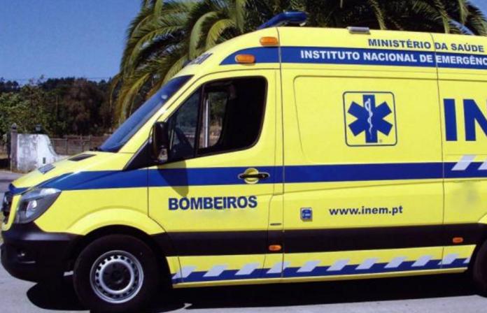 Acidente no Campo de Tiro provoca ferimentos em três pessoas