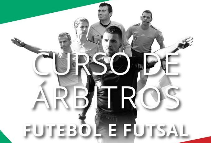 Associação de Futebol de Santarém abre curso de árbitros