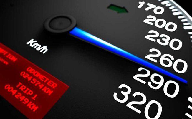 Em 7 dias PSP detecta mais de 2200 excessos de velocidade