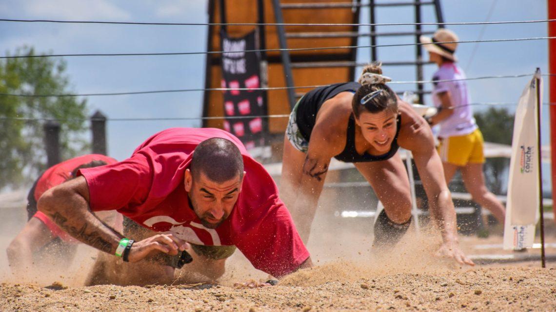 Fittest testou capacidades físicas em Coruche (Com Fotos)