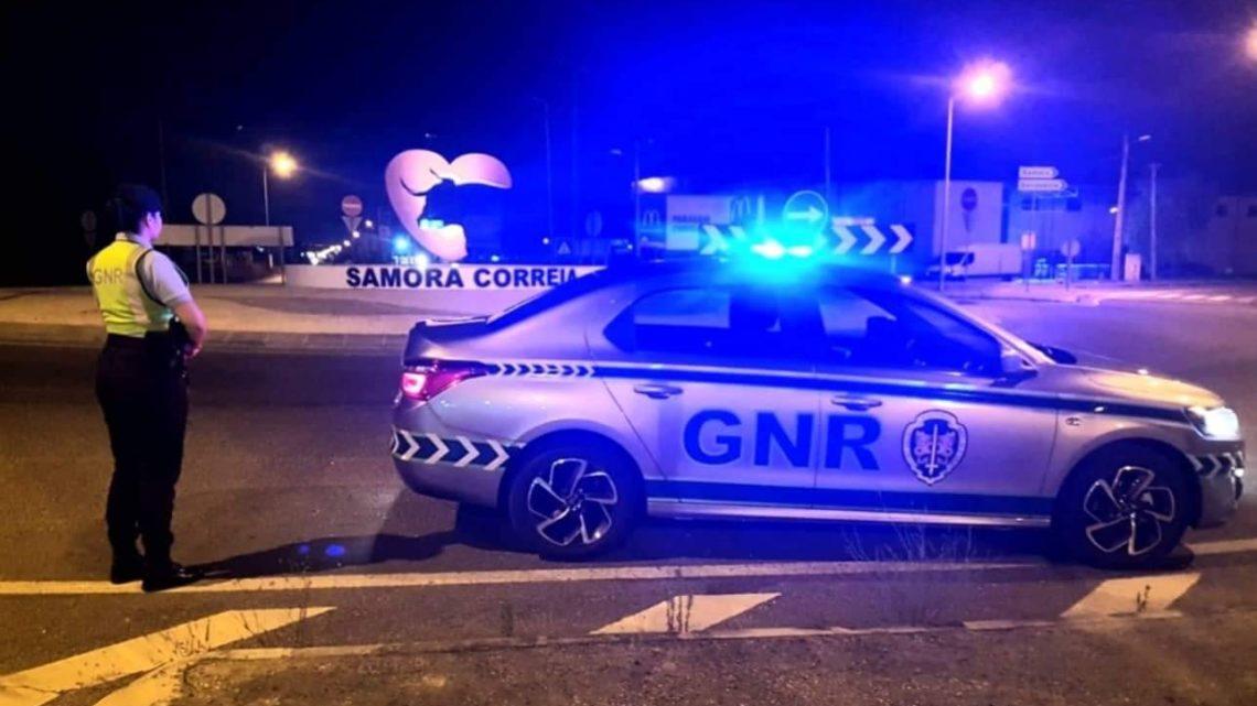 Um morto e seis feridos graves em acidentes de viação na última semana na área da GNR