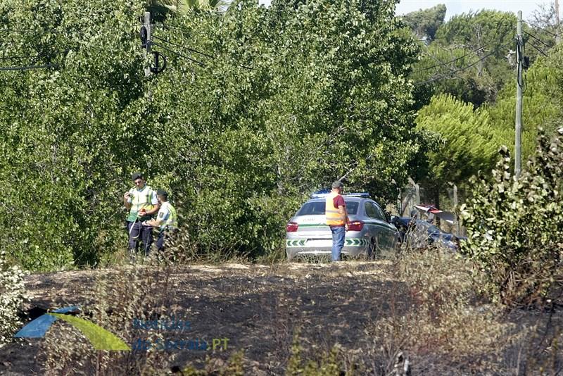 GNR investiga causas do Incêndio dos Foros de Almada que pode ter sido provocado por camião