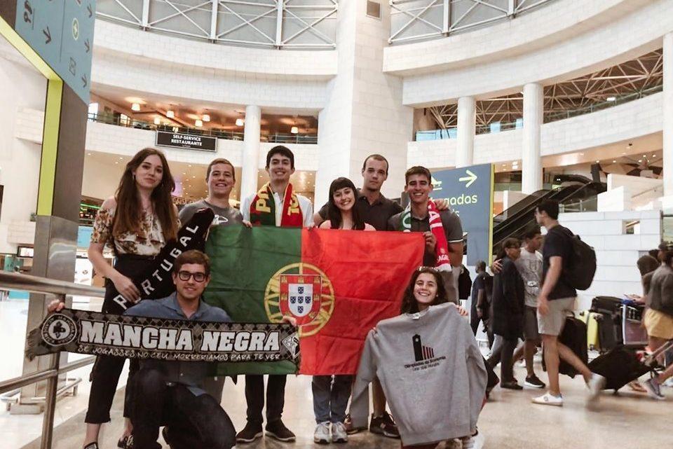 Jovem de Benavente nas Olimpíadas da Economia