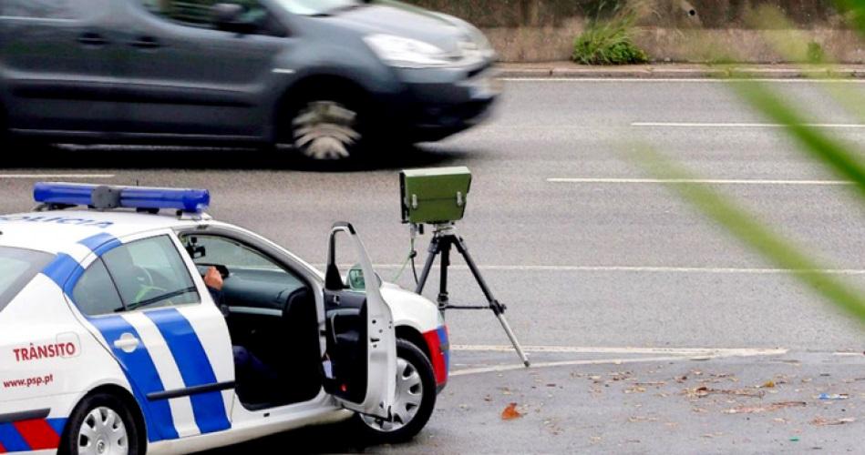PSP anuncia radares no Distrito de Santarém no mês de Julho