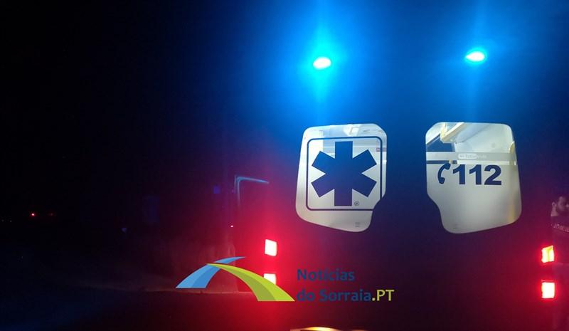Despiste no Cascavel faz 2 feridos. 1 em estado grave
