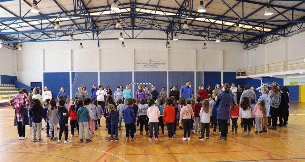 Programa de combate ao insucesso escolar em Salvaterra revela-se um sucesso