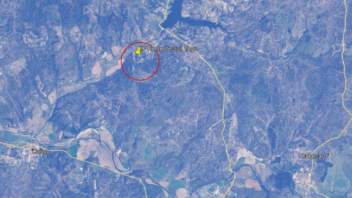 Incêndio em Ponte de Sor mobiliza mais de 100 operacionais