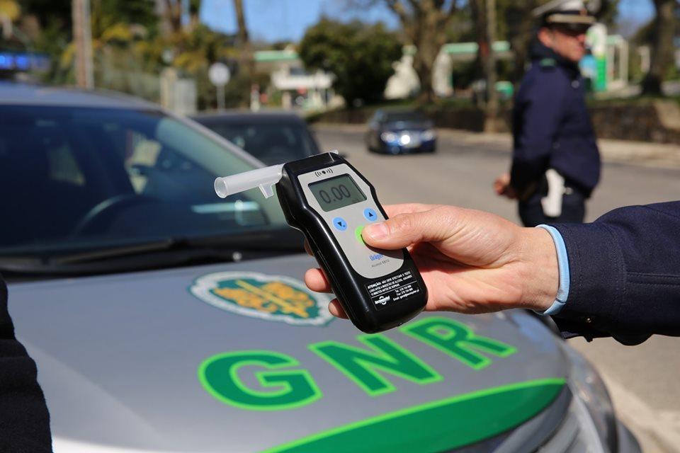 13 detidos pela GNR na última semana