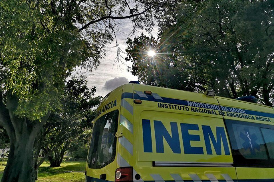 Substituição da Ambulância INEM de Benavente nas mãos do Ministério das Finanças
