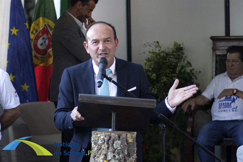 'As Festas em Honra de Nossa Senhora do Castelo são as festas da família, da nossa gente, para os nossos emigrantes e para os nossos visitantes…' afirma Presidente da Câmara Municipal de Coruche