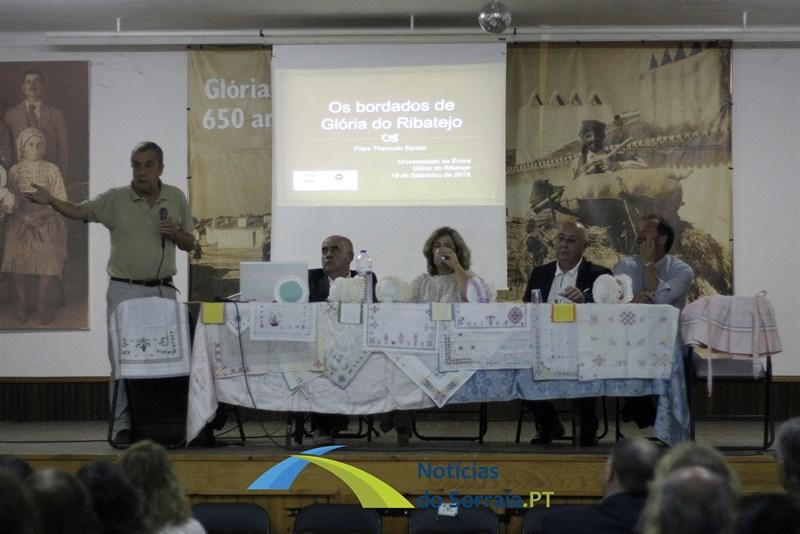 Bordados Glorianos uma marca do território a caminho do reconhecimento de Património Cultural Imaterial (Com Fotos)