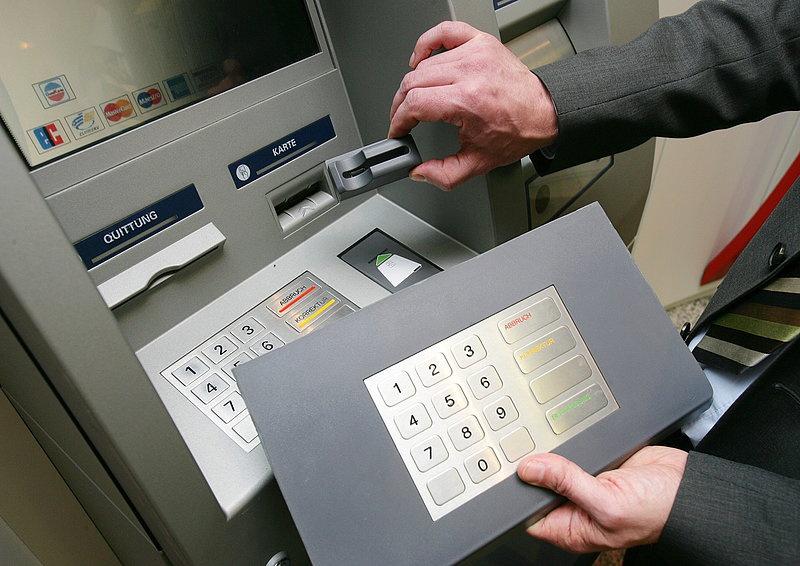 Vários Multibancos da região adulterados para clonar cartões