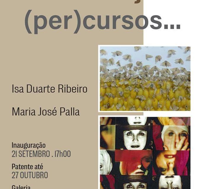 Exposição (per)cursos inaugurada este sábado em Mora