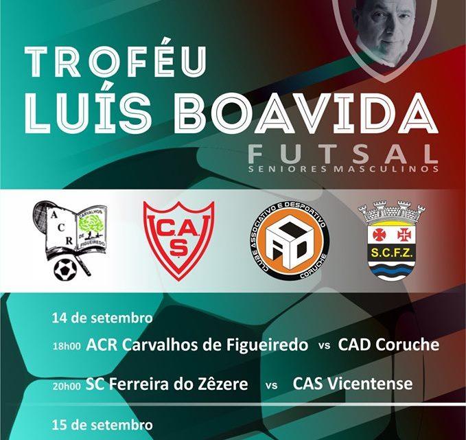 CAD Coruche termina torneio Luis Boavida em quarto lugar
