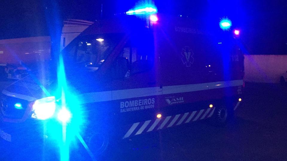 Criança de 4 anos cai de terceiro andar em Salvaterra. Transportada ao Hospital em estado grave