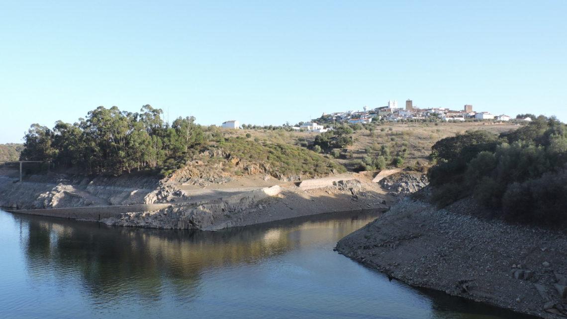 Barragens do Vale do Sorraia a 30% da sua capacidade