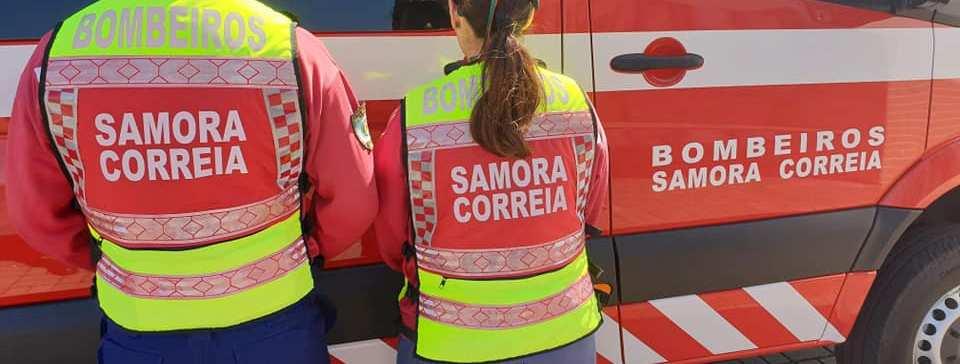 Bombeiros de Samora abrem recrutamento