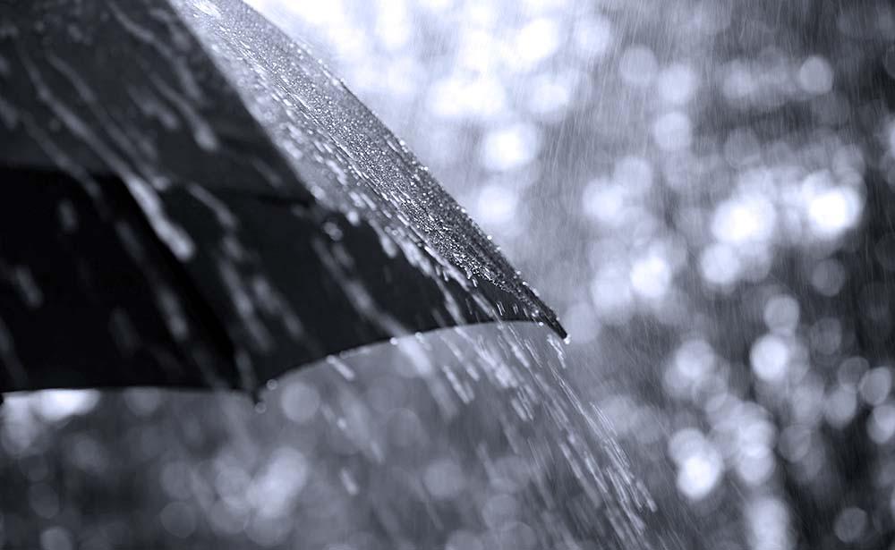 Chuva forte esta quinta-feira coloca Santarém e Évora em aviso amarelo
