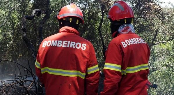 Incêndio consumiu anexo de habitação na Fajarda