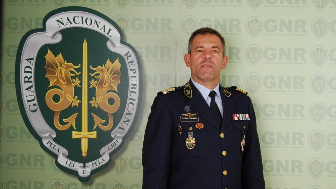 Coronel Pedro Moleirinho tomou posse como Comandante do Comando Territorial de Santarém da GNR