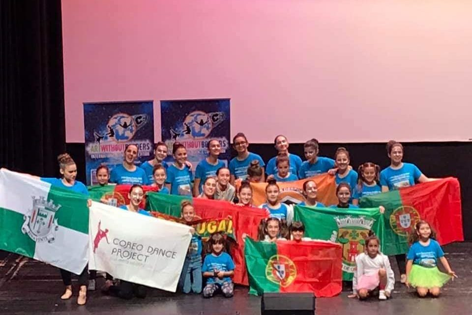 Bailarinas de Benavente e Coruche sagram-se campeãs europeias