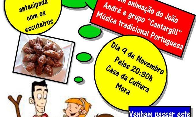 Festival das Broas este sábado em Mora