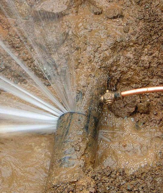 Águas do Ribatejo investe no combate às fugas de água