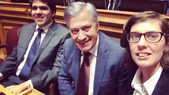 Mara Lagriminha integra as Comissões de Cultura e Comunicação, Assuntos Europeus, e Trabalho e Segurança Social
