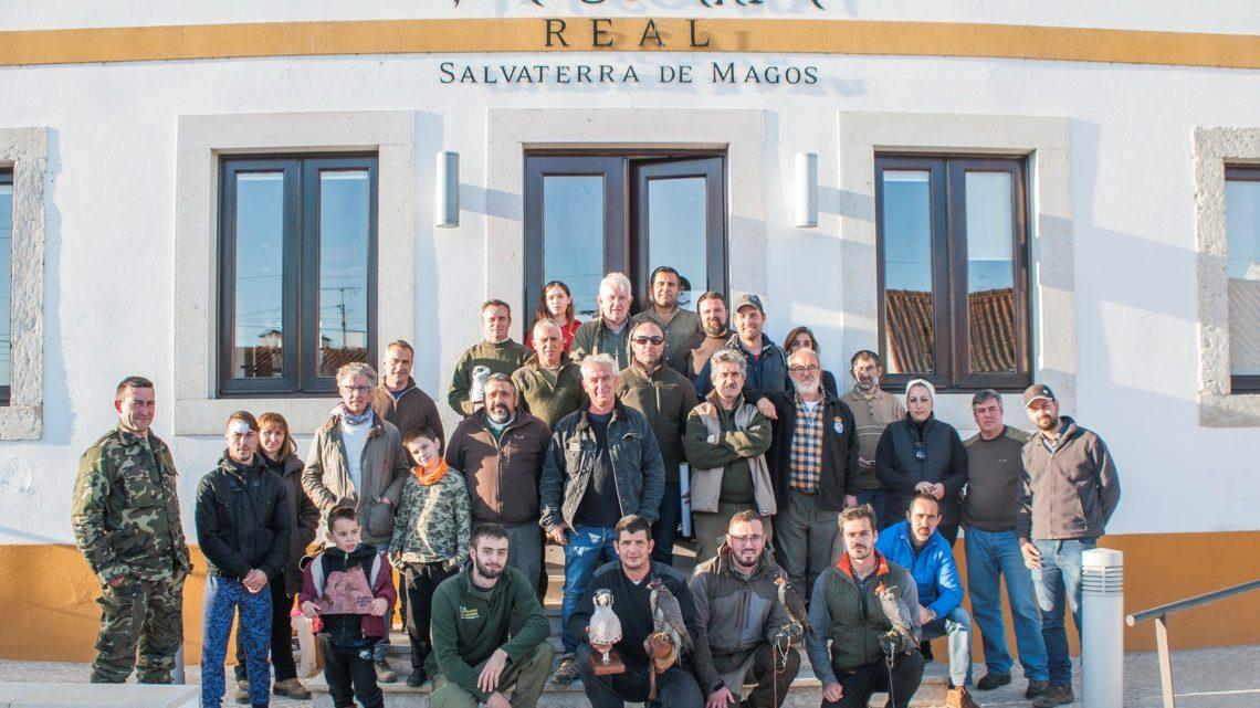 Salvaterra de Magos celebrou Dia Internacional da Falcoaria com prova internacional