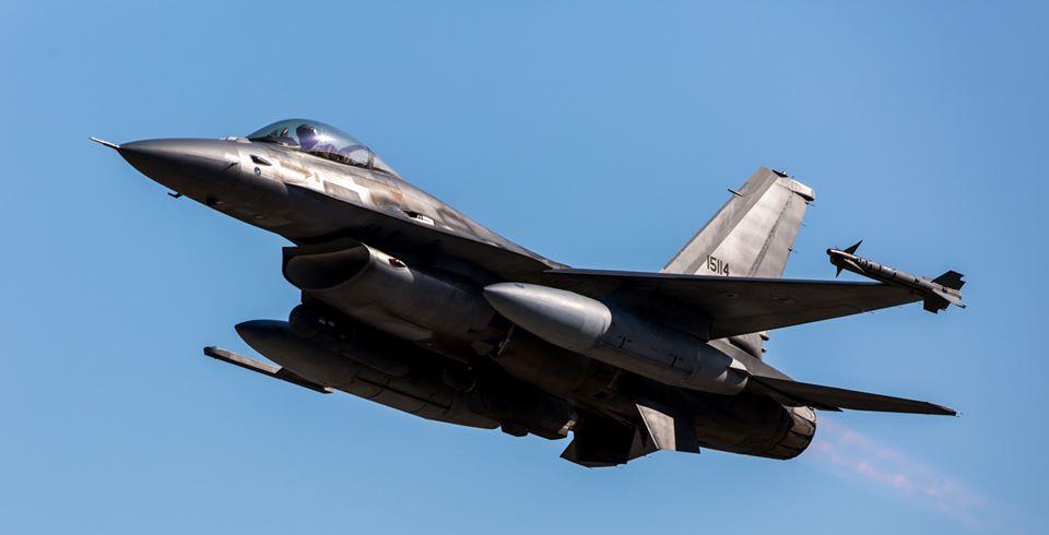 Aviões de combate vão marcar presença nos céus do Vale do Sorraia nos treinos militares da Força Aérea até dia 19
