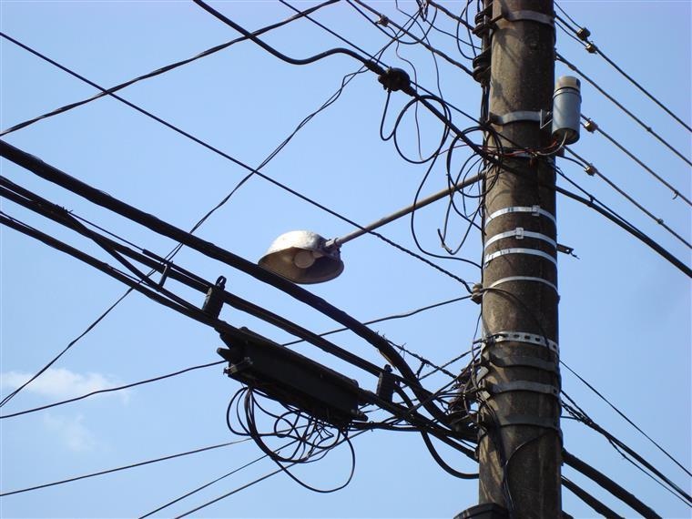40 Pessoas identificadas por furto de energia em Coruche