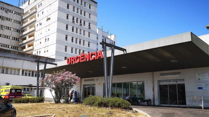 Alívio dos doentes Covid permite retoma da actividade no Hospital de Santarém