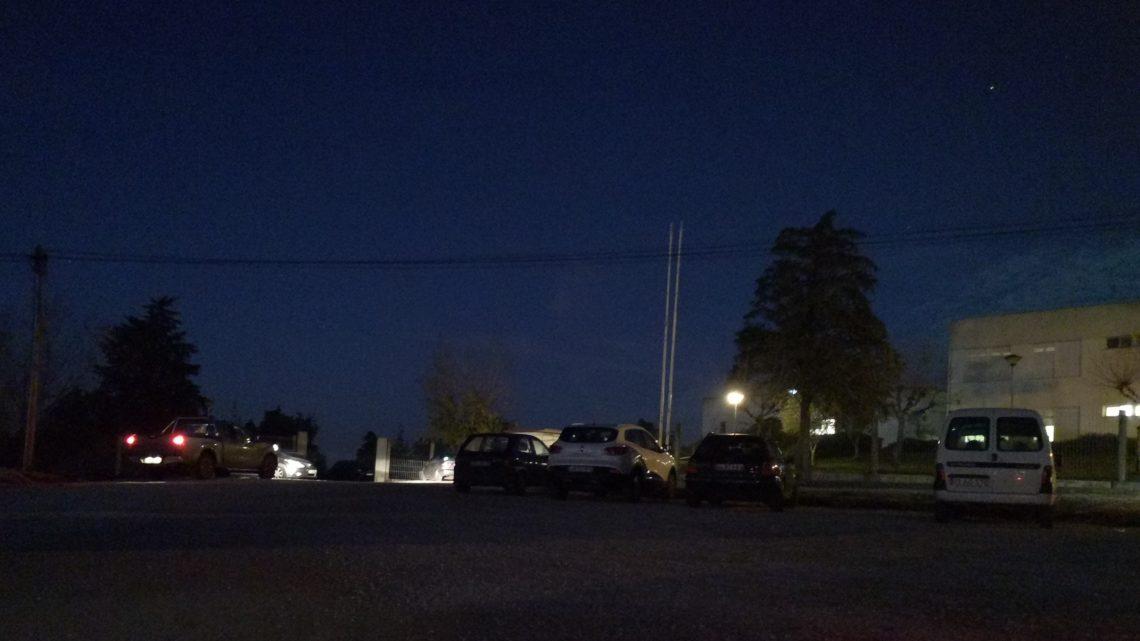 Pais e Alunos da Escola Secundária de Coruche indignados com falta de luz no recinto escolar (Com Fotos)