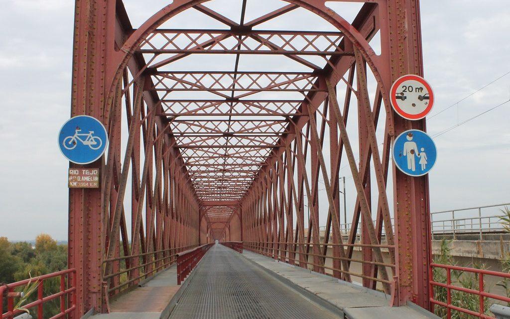 Infraestruturas de Portugal autorizada a investir 1 Milhão de euros na recuperação da Ponte D. Amélia