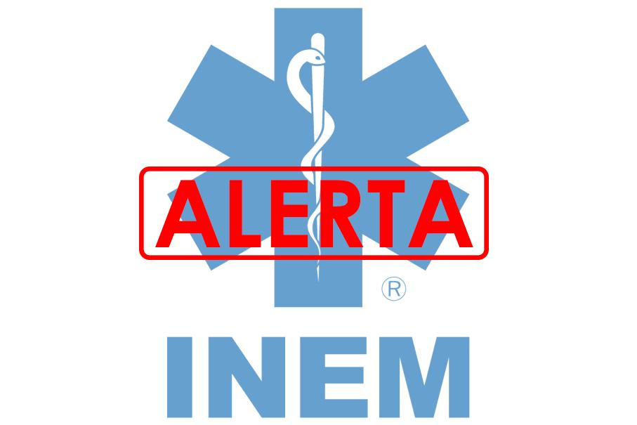 INEM alerta para chamadas fraudulentas realizadas em seu nome