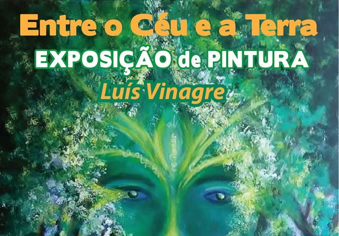 Exposição de Pintura no Centro Cultural de Cabeção
