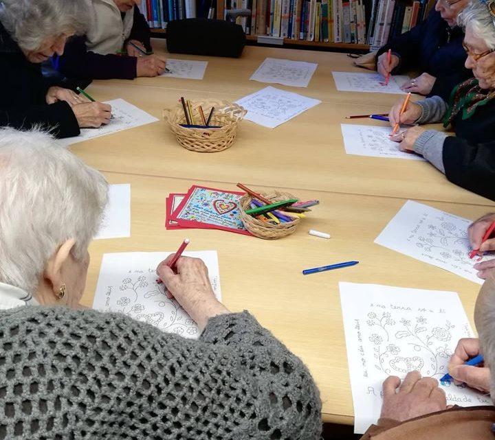 Sala de Leitura de Mora recebe actividades para séniores