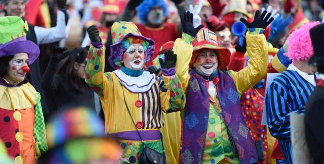 Desfile de Carnaval para jovens e seniores a 22 de Fevereiro em Mora