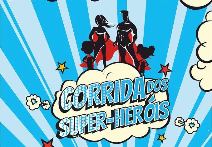Corrida dos Super-Heróis a 22 de Fevereiro em Coruche