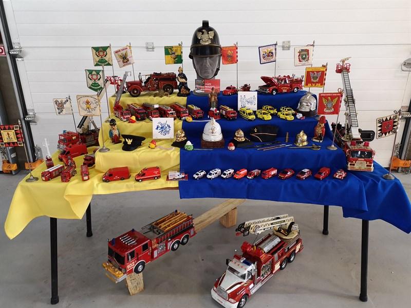 Bombeiros de Salvaterra recebem exposição dedicada à Protecção Civil (Com Fotos)