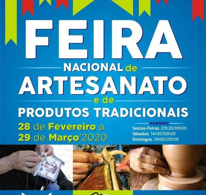 Feira de Artesanato e Produtos Tradicionais inaugurada sexta-feira em Salvaterra