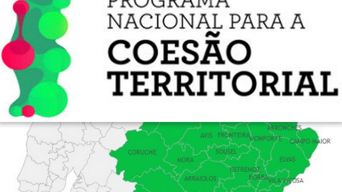 """Concelhos de Coruche e Mora abrangidos pelo programa """"Trabalhar no Interior"""""""