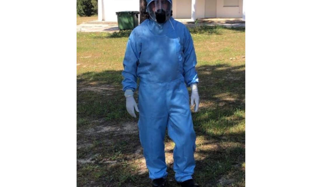 Bombeiros de Samora Correia tomam medidas preventivas ao covid-19