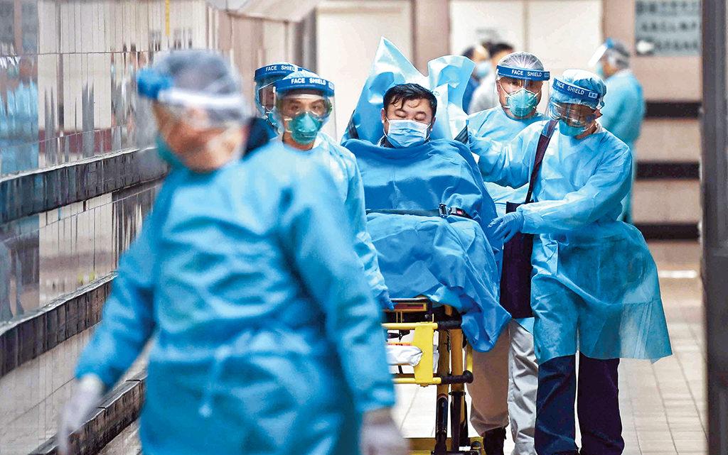 Mais de 19 mil infectados pelo covid-19 em Portugal