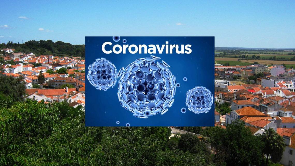 Coruche com mais 4 casos positivos de infecção por covid-19