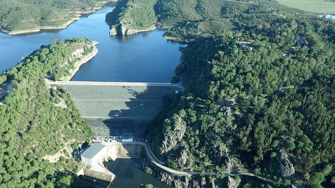 Barragem do Maranhão recebe obras de melhoramento