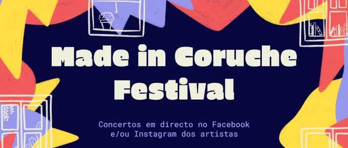 Associação de Jovens de Coruche inicia este domingo festival musical virtual