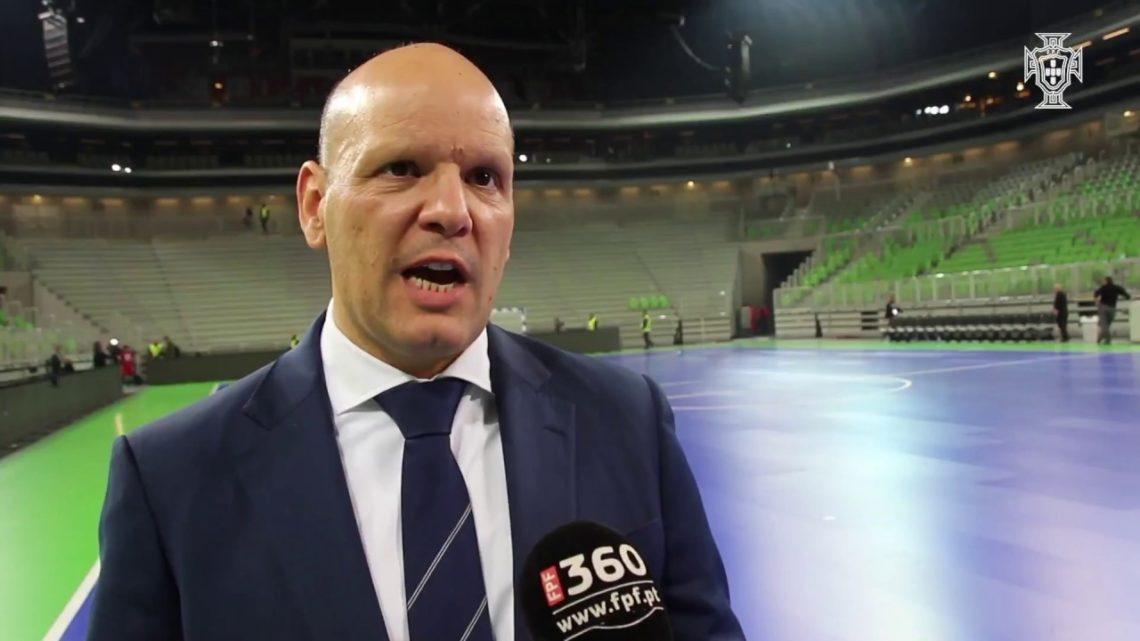 CAD Coruche comemora 15 anos e Seleccionador Nacional de Futsal deixa mensagem a atletas e dirigentes (Com Vídeo)
